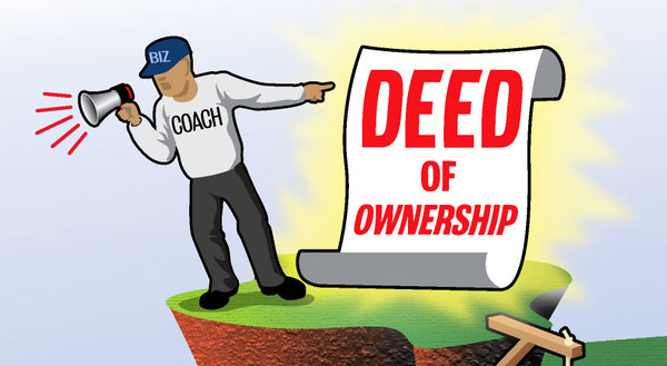 Deed of ownership